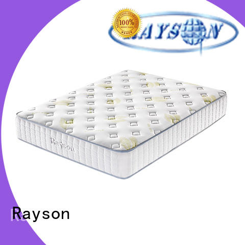 luxury pocket memory mattress knitted fabric high density Synwin
