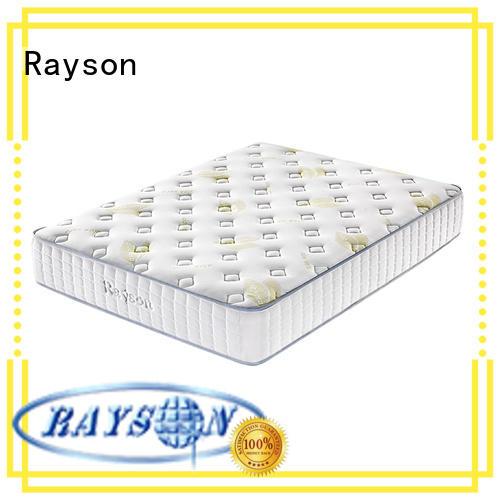 luxury pocket memory foam mattress chic design high density Rayson