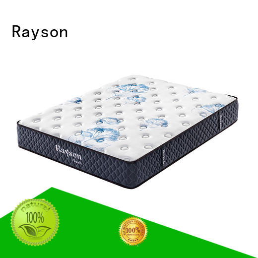 memory foam mattress double customized 9inch gel memory foam mattress roll Rayson Brand