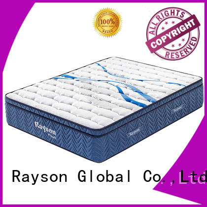 Rayson Brand tight size top rated hotel mattresses