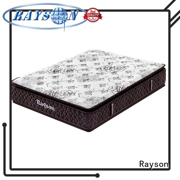 euro tight pocket spring mattress Rayson Brand