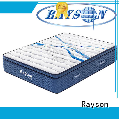 Synwin customized hotel quality mattress chic