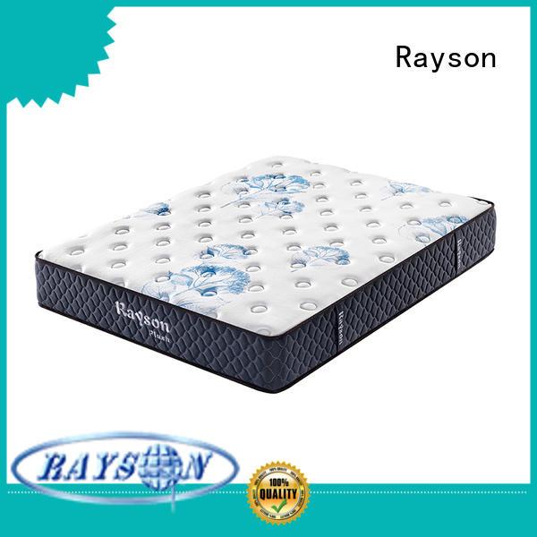 Rayson chic design luxury memory foam mattress bulk order for bed