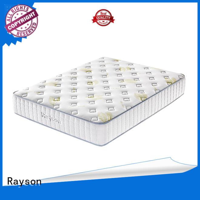 luxury single pocket sprung mattress king size high density Synwin