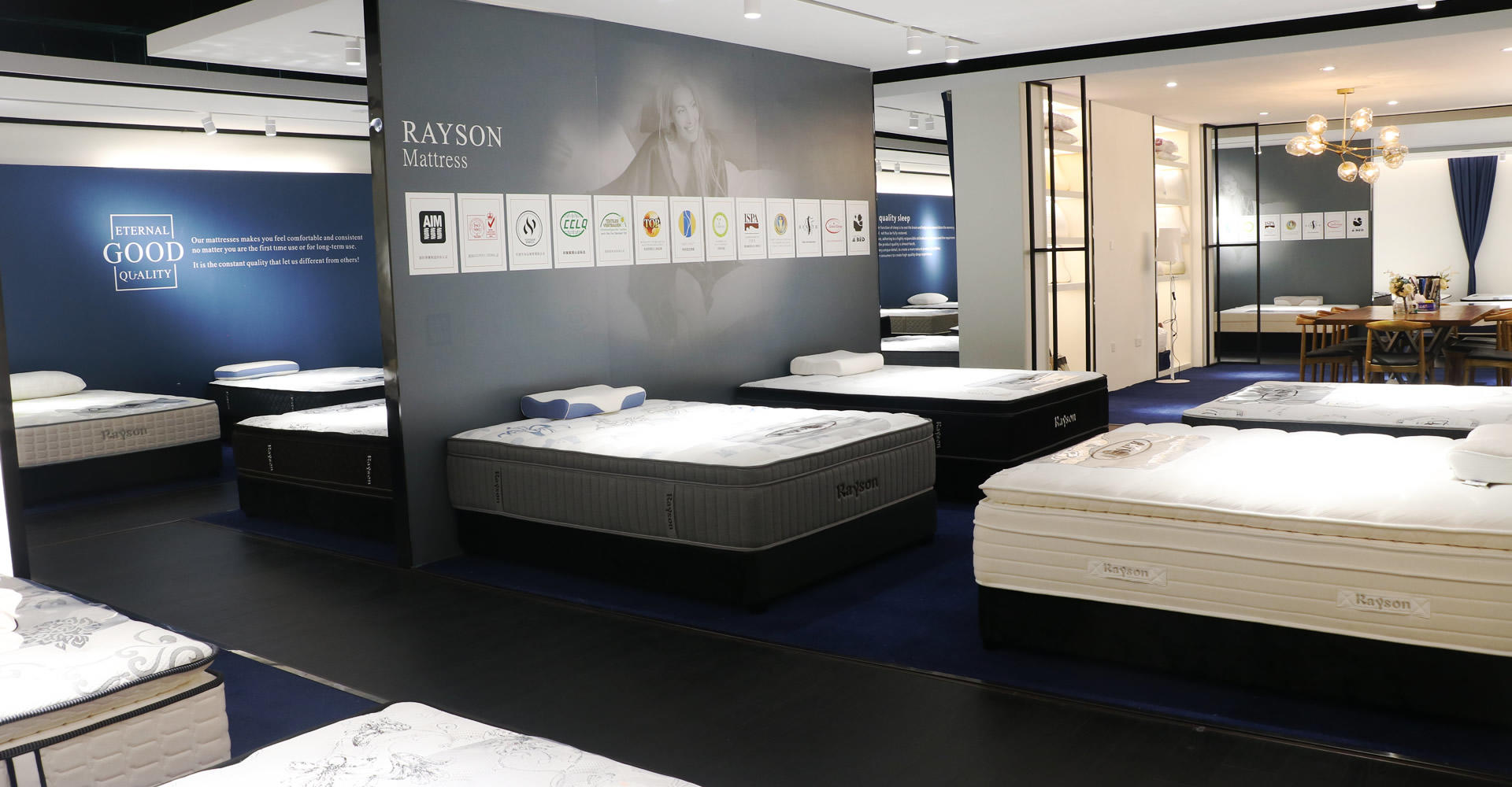 Synwin mattress hotel use