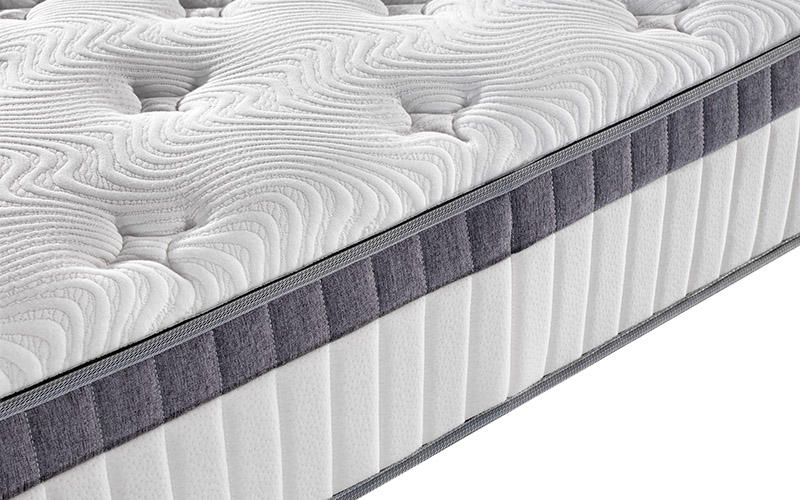 Rayson king size pocket coil mattress low-price at discount