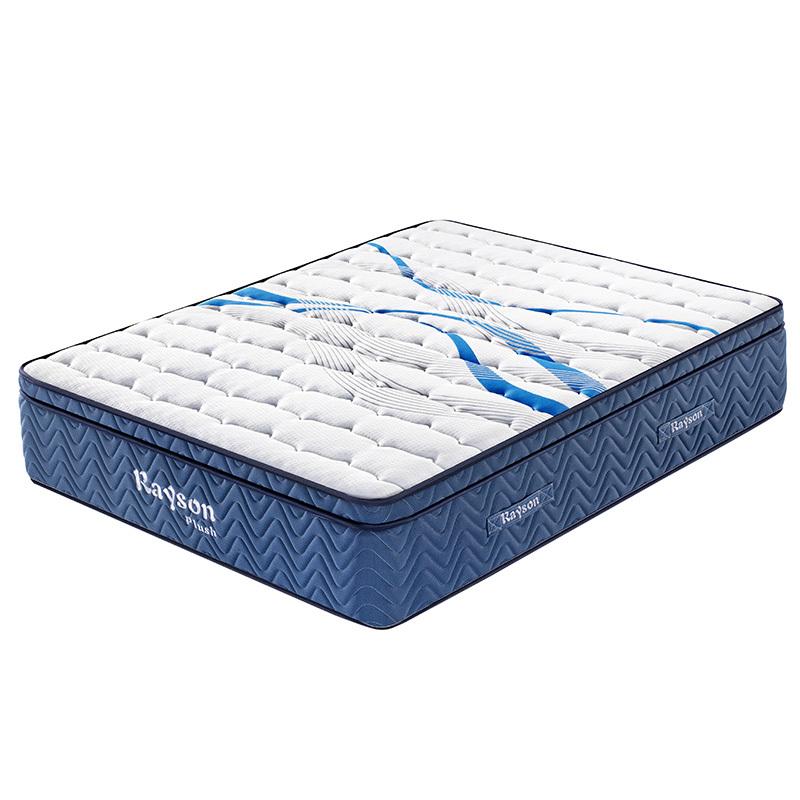 gel memory foam hotel style mattress customized chic sleep room