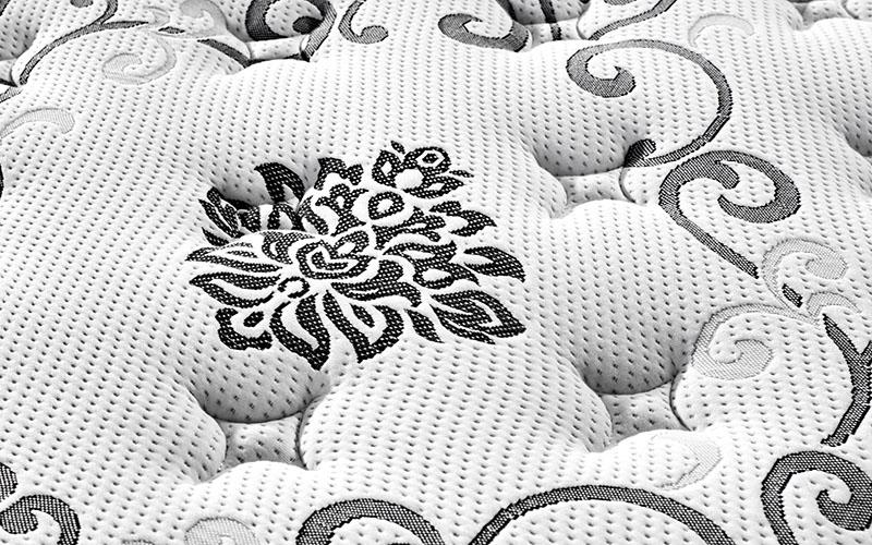 Rayson Mattress-Best Single Pocket Coil Mattress Homehotel Bedroom Furniture Pillow Top-10