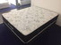 Queen size Luxury hotel tight top 30cm height pocket spring mattress