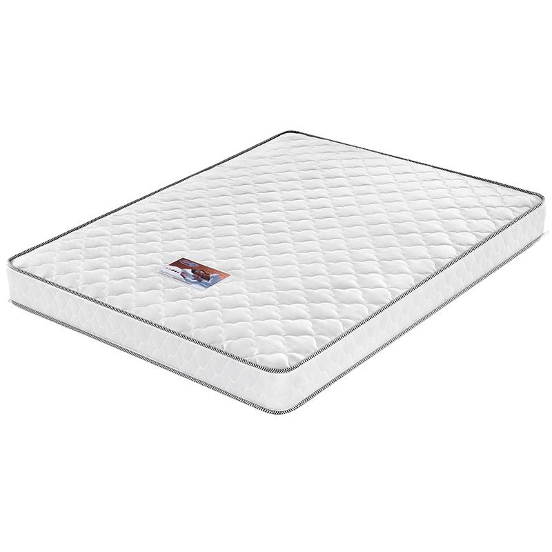 Cheap full size roll up firm bonnell spring mattress back pain