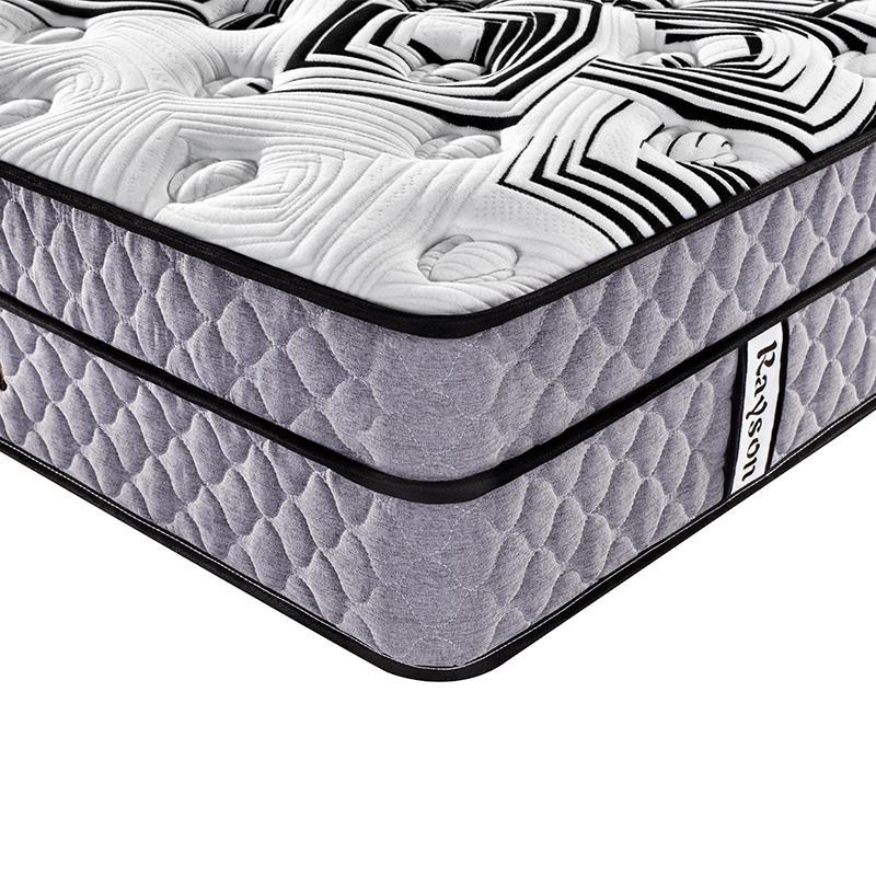 Custom Hotel double size bonnell innerspring mattress whoelsale