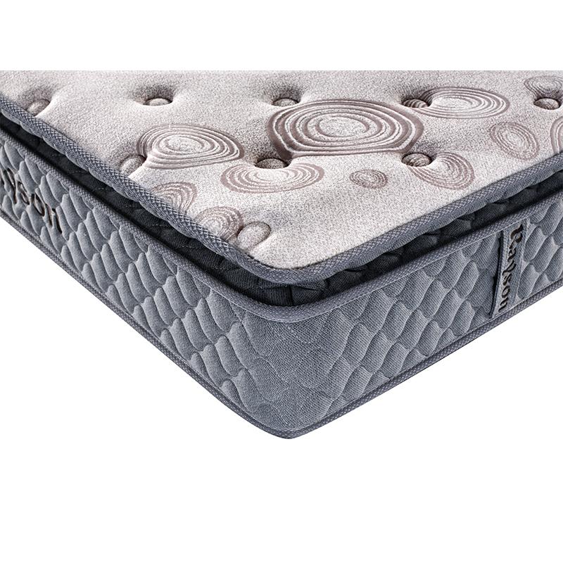 Queen size best bonnell spring bed mattress wholesale pillow top