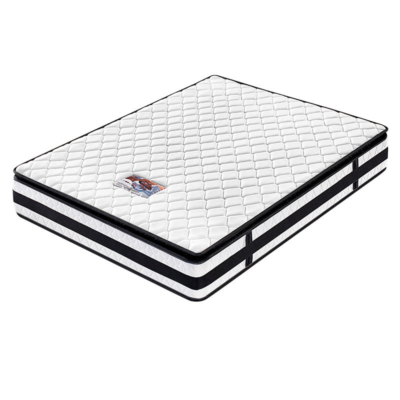 Wholesale cheap hotel pillow top bonnell spring foam mattress