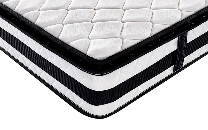 Synwin luxury bonnell sprung mattress high-density with coil-10