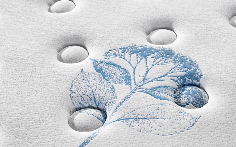 Rayson gel full memory foam mattress free design with pocket spring-9