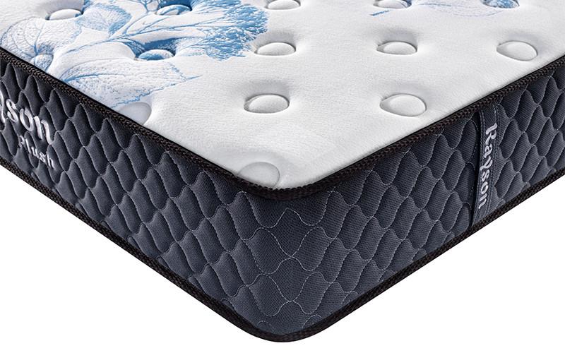 Rayson gel full memory foam mattress free design with pocket spring-10