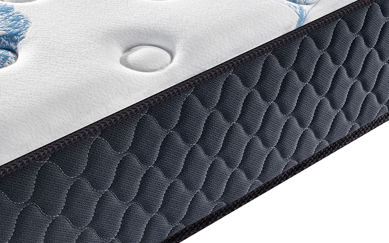 Rayson gel full memory foam mattress free design with pocket spring-11
