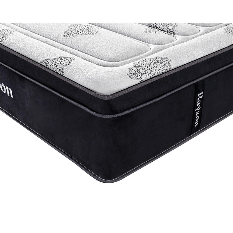 Hotel queen sprung best foam pocket spring mattress foam encase wholesale