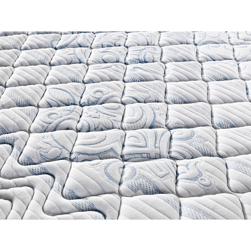 Five star hotel memory foam pocket spring mattress factory latex