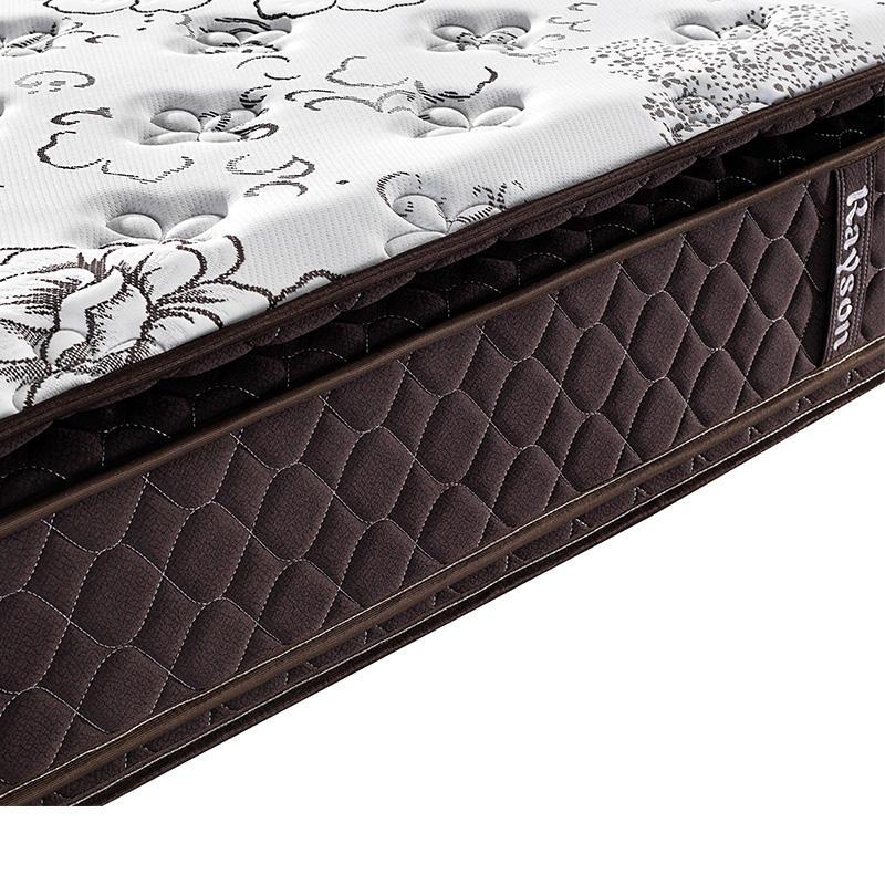 Queen pocket spring double side factory mattress online RSP-2PT