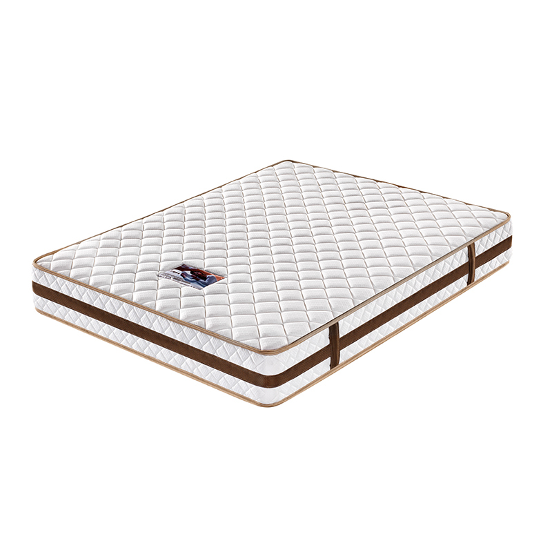Customized wholesale pocket coil spring tight top mattress RSP-2S