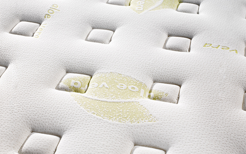 Rayson 25cm height rolled memory foam mattress top-9