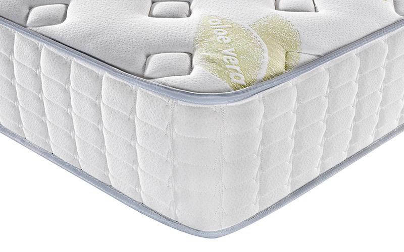 Rayson 25cm height rolled memory foam mattress top-10