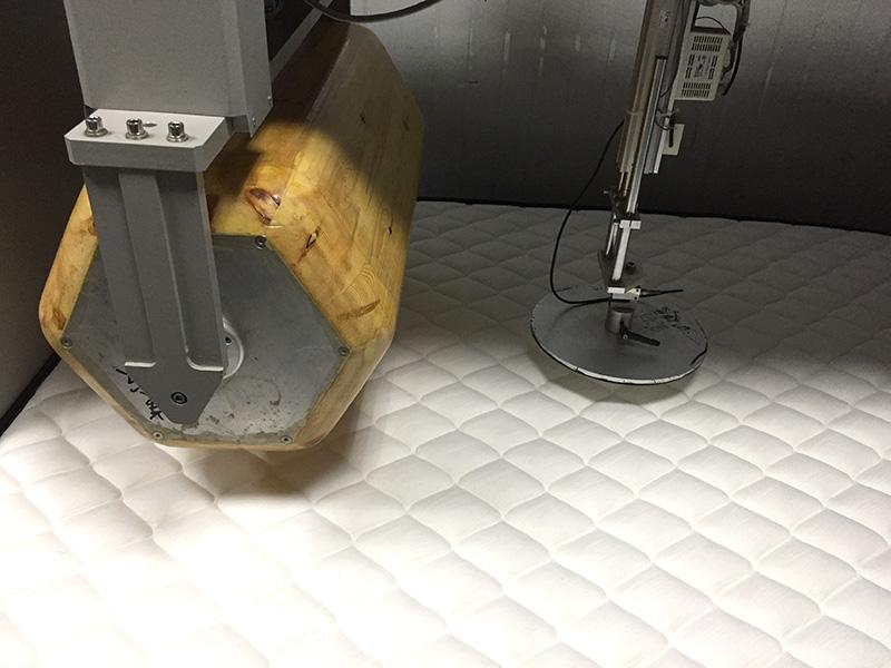 Rayson 25cm height rolled memory foam mattress top-15