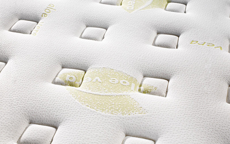 tight top pocket coil mattress king size knitted fabric at discount