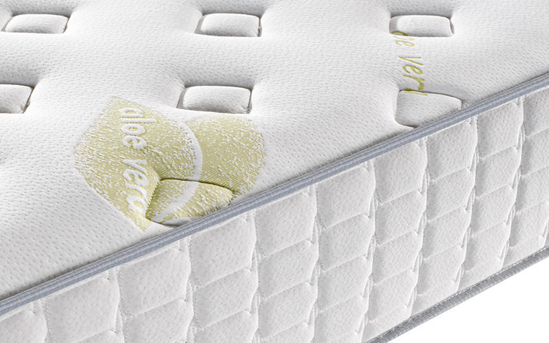 luxury pocket memory foam mattress chic design high density Synwin