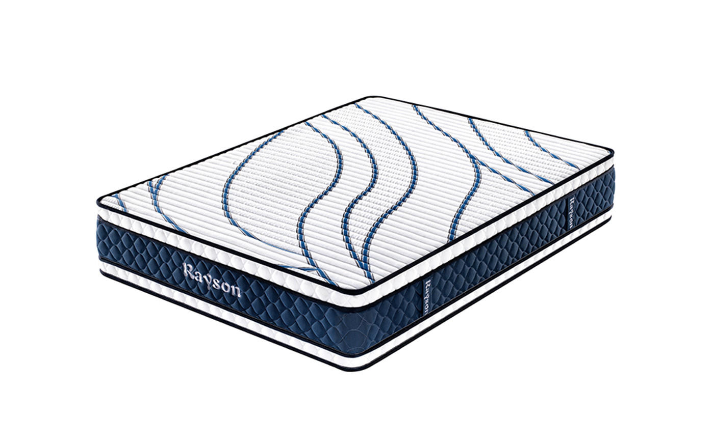 Synwin 36cm height hotel bed mattress innerspring at discount