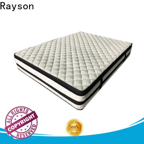 Synwin high-quality pocket sprung mattress king knitted fabric at discount