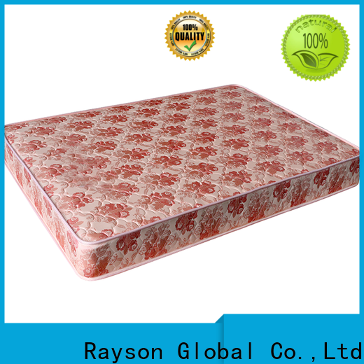 Synwin luxury open coil mattress compressed at discount
