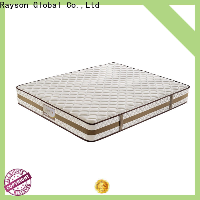 Synwin king size cheap pocket sprung mattress knitted fabric at discount