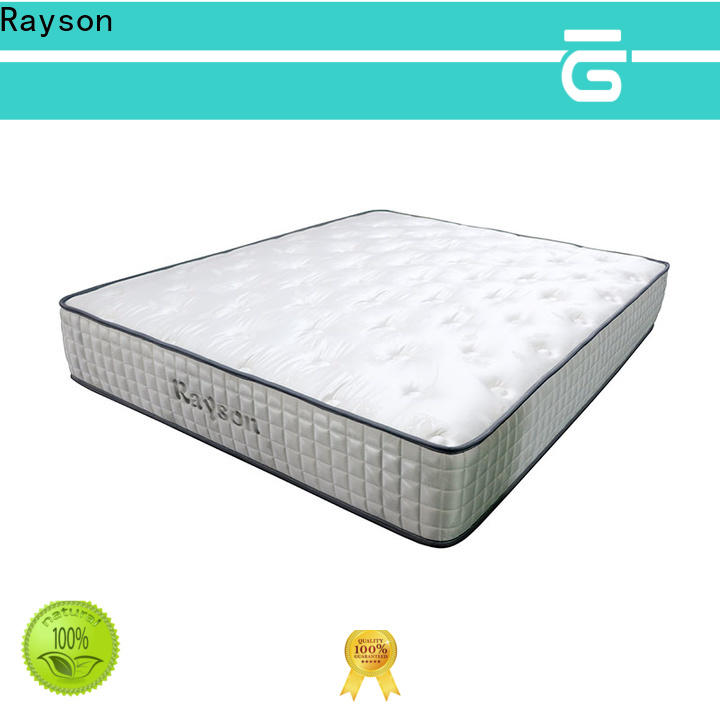 Synwin king size pocket spring mattress double knitted fabric light-weight