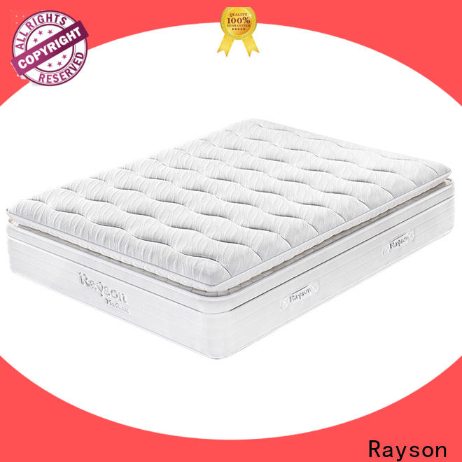 Synwin comfortable hotel king mattress high-end for customization