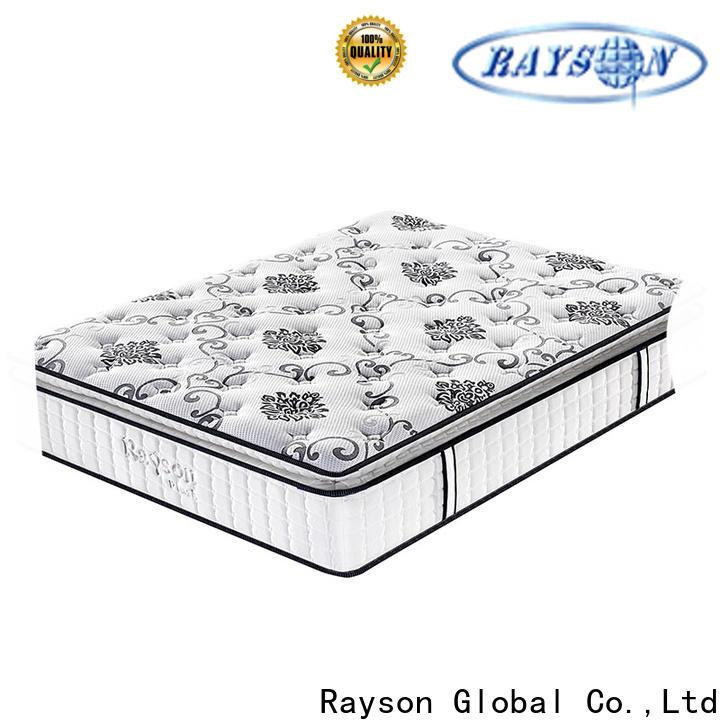 Synwin customized hotel king mattress luxury sleep room