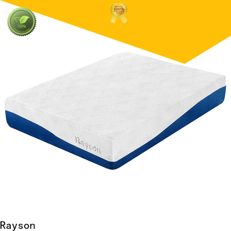 Synwin gel custom memory foam mattress bulk order for bed