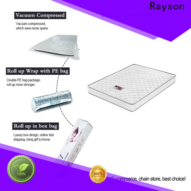 custom rolling bed mattress high-end at discount at discount