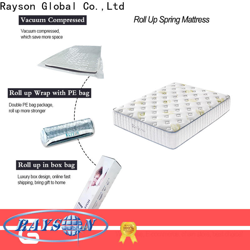 Rayson comfortable rolled foam mattress tight for sale