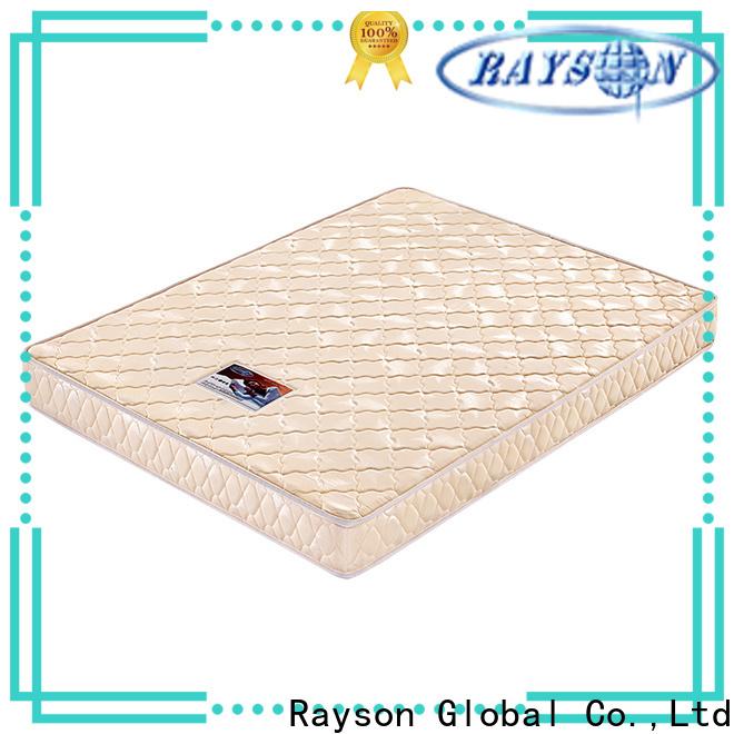 Synwin comfortable high density foam mattress full size roll up design