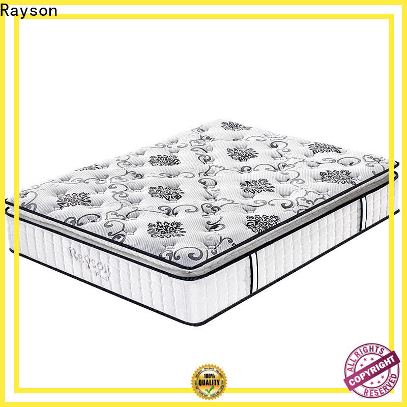 Synwin king size hotel mattress suppliers chic for customization