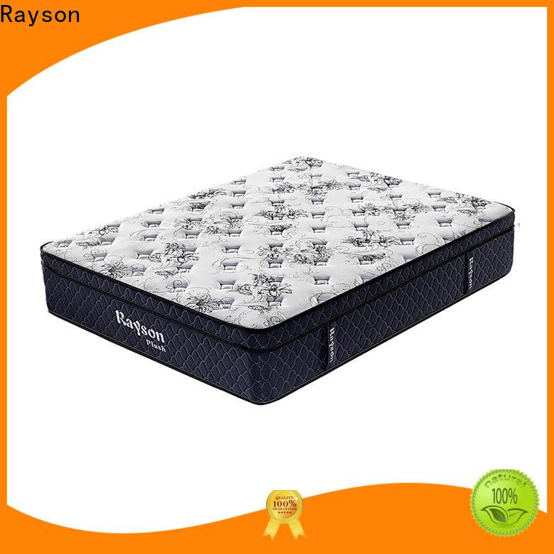 Rayson custom hotel type mattress memory foam