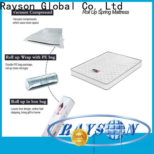 Synwin wholesale rolled mattress at discount light-weight
