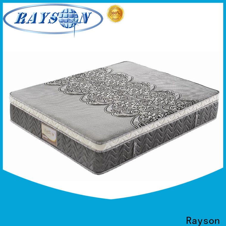 Rayson top quality hotel comfort mattress full size memory foam