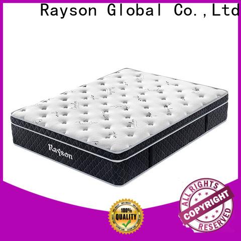 gel memory foam luxury hotel mattress brands customized luxury for wholesale