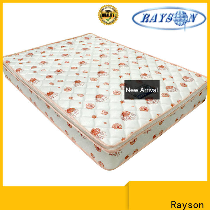 double side coil spring mattress continuous