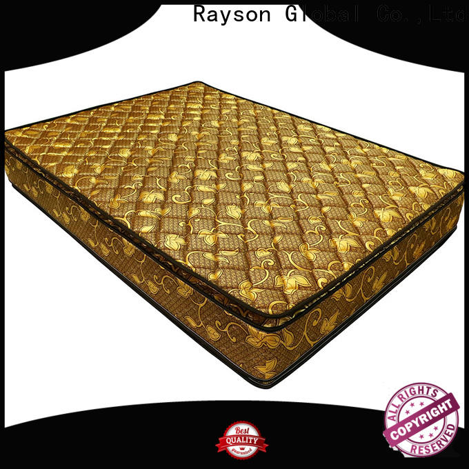 Rayson wholesale spring and memory foam mattress at discount