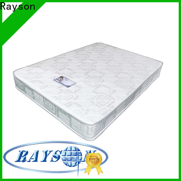 Rayson customized bonnell spring mattress price helpful for star hotel