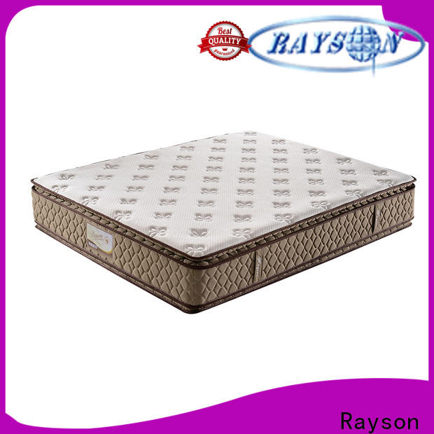 Rayson memory foam 5 star hotel mattresses for sale wholesale bulk order